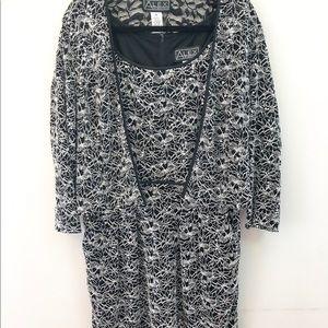 Alex Evening dress and jacket